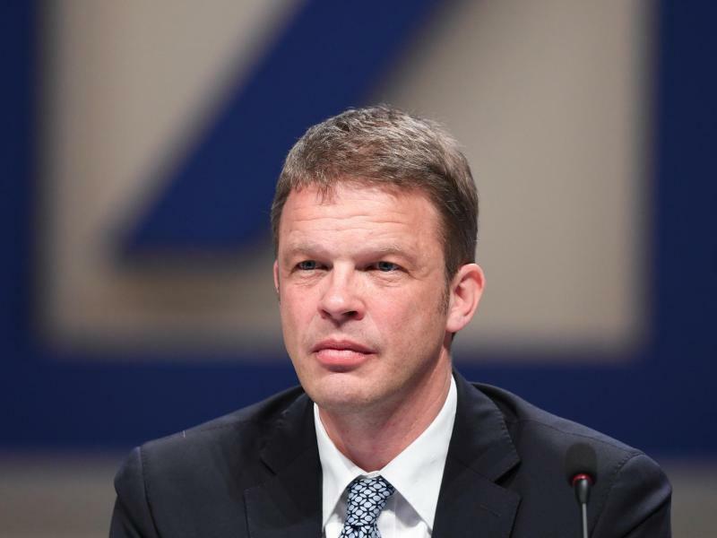 Deutsche-Bank-Vorstandschef Christian Sewing - Foto: Arne Dedert/Archiv