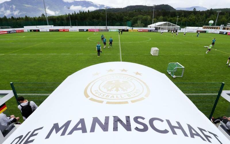 DFB-Trainingscamp - Foto: Christian Charisius