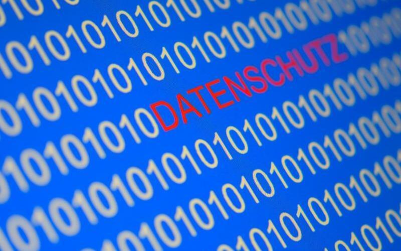 EU-Datenschutzregeln - Foto: Patrick Pleul/Symbolbild