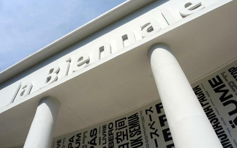 Architektur-Biennale - Foto: Lena Klimkeit