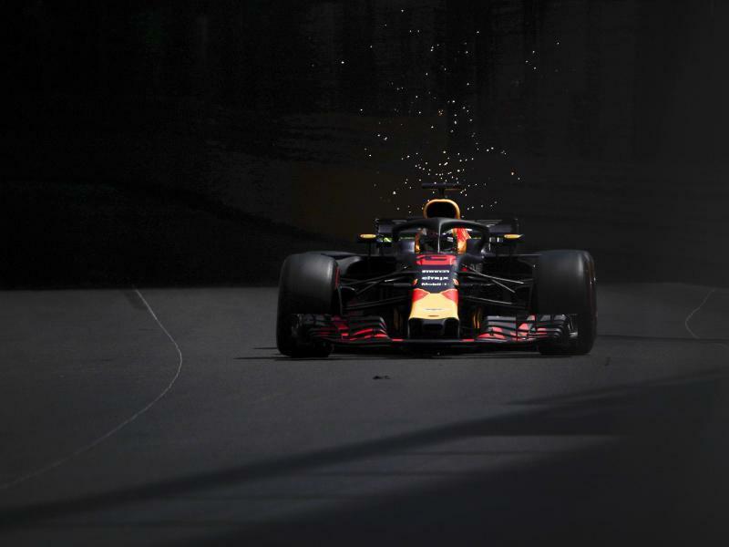 Daniel Ricciardo - Foto: Felipe Dana/AP