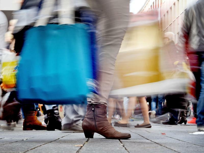 Einkaufen - Foto: Henning Kaiser