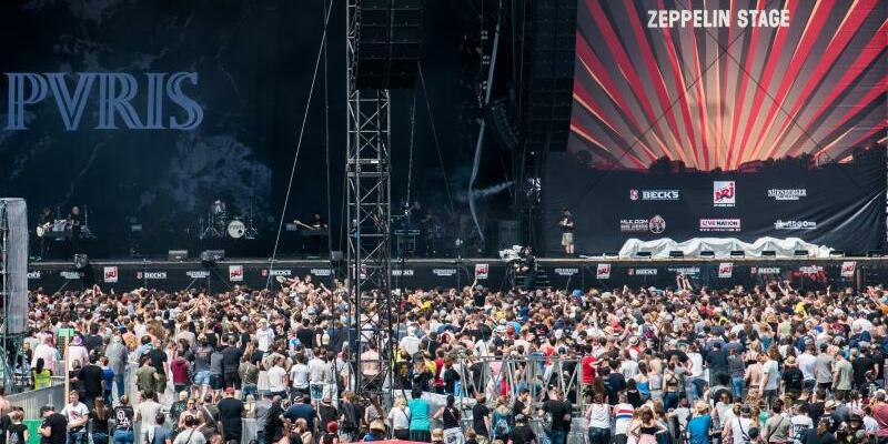 Musikfestival Rock im Park - Foto: Nicolas Armer