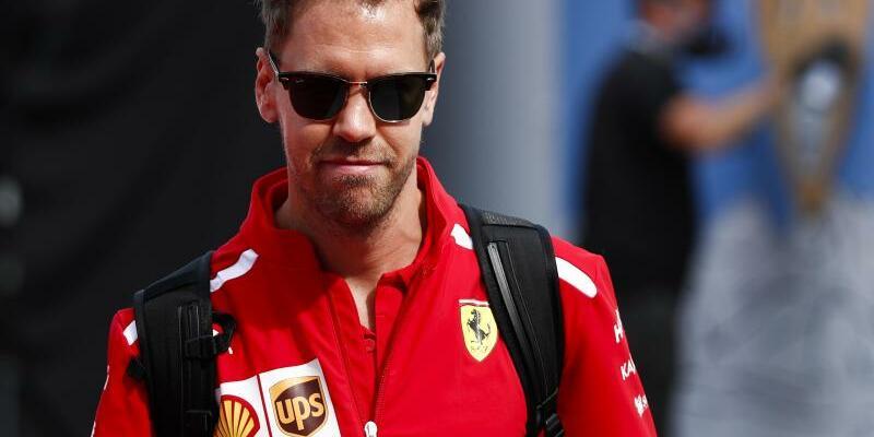 Sebastian Vettel - Foto: Eric Alonso/ZUMA Wire