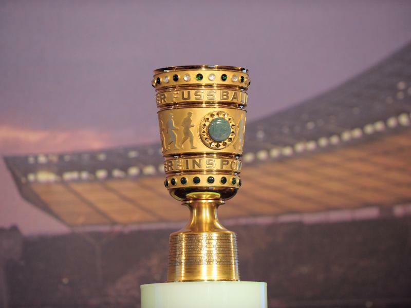 DFB-Pokal - Foto: Sören Stache