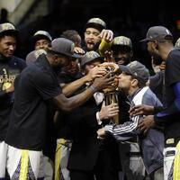 Cleveland Cavaliers - Foto: Tony Dejak/AP