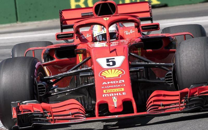 Sebastian Vettel - Foto: Graham Hughes
