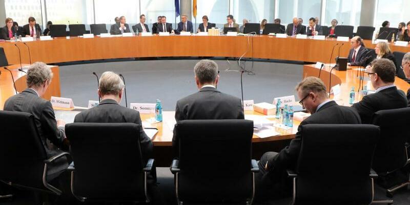Amri-Untersuchungsausschuss - Foto: Wolfgang Kumm