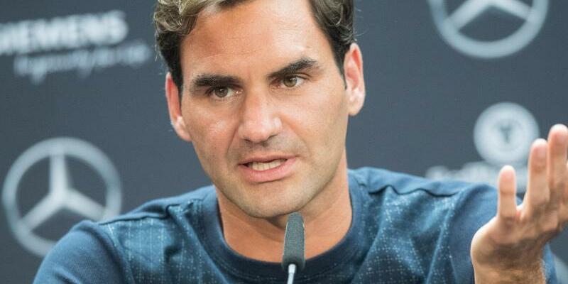 Roger Federer - Foto: Sebastian Gollnow