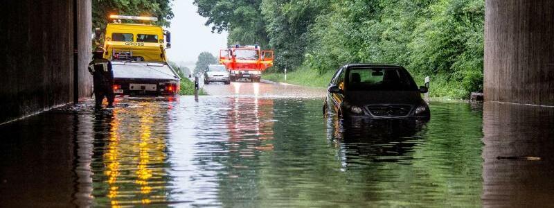 Nach dem Unwetter - Foto: Kohls/Sueddeutsche Mediengesellschaft