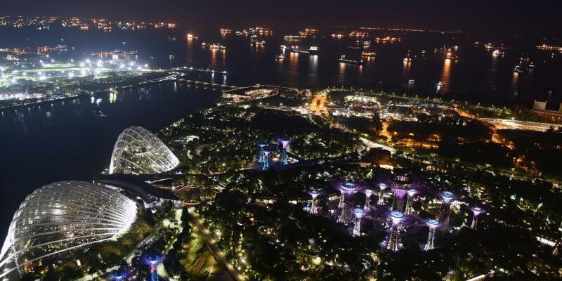 Singapur - Foto: Qin Qing/XinHua