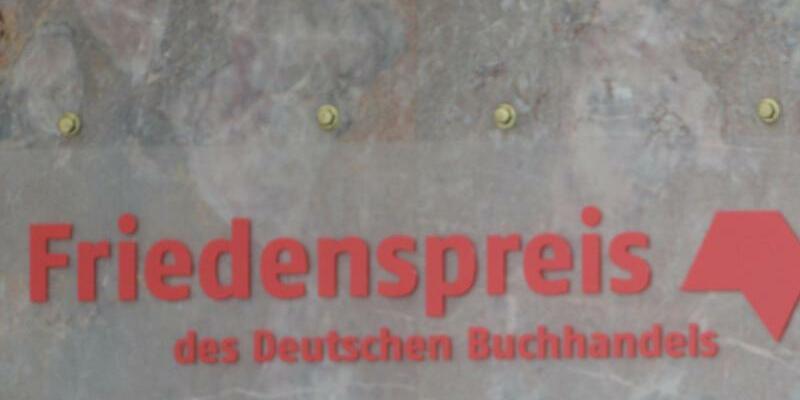 Friedenspreis des  Deutschen Buchhandels - Foto: Arne Dedert