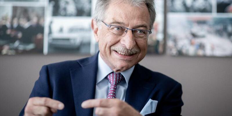 Dieter Kempf - Foto: Kay Nietfeld
