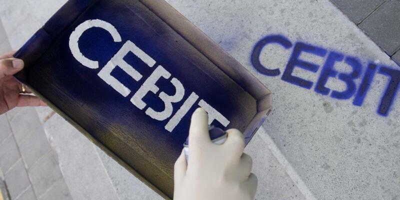 Cebit 2018 - Foto: Julian Stratenschulte