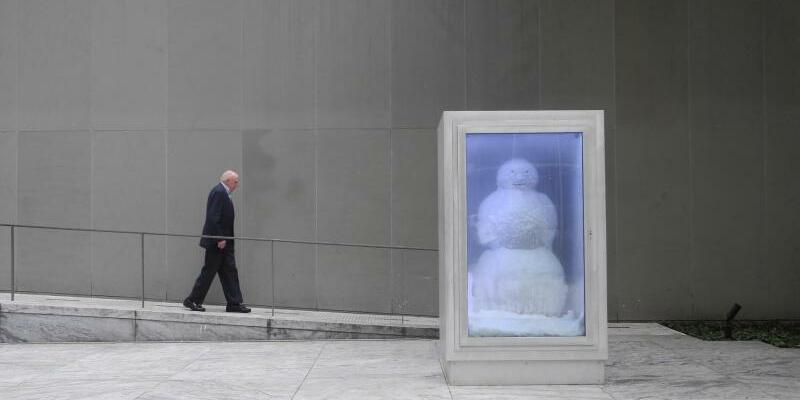 Snowman - Foto: Johannes Schmitt-Tegge