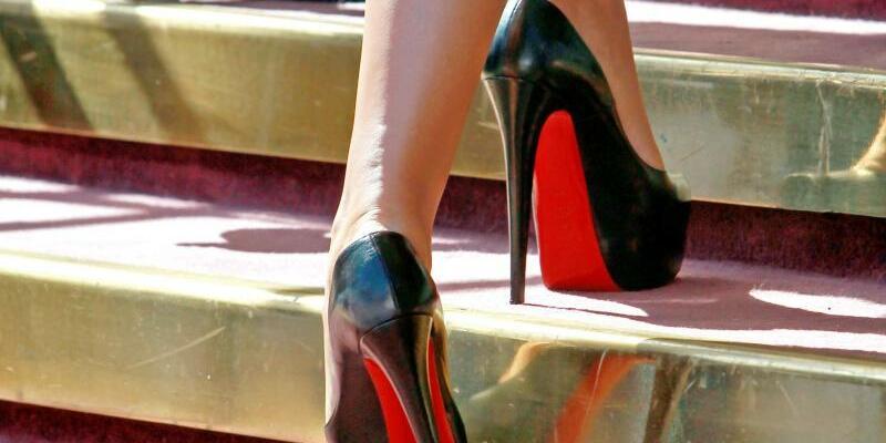 Louboutin-Schuhe - Foto: Juan Herrero