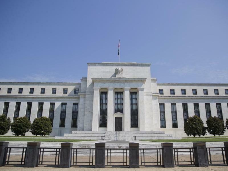 US-Notenbank - Foto: Pablo Martinez Monsivais/AP