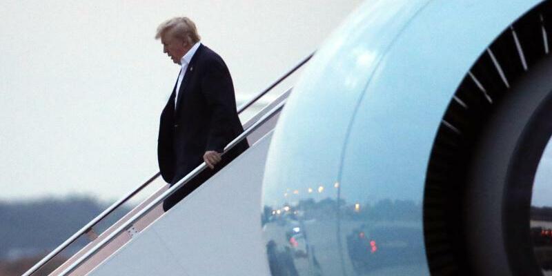 Nach dem Gipfeltreffen - Foto: Alex Brandon/AP