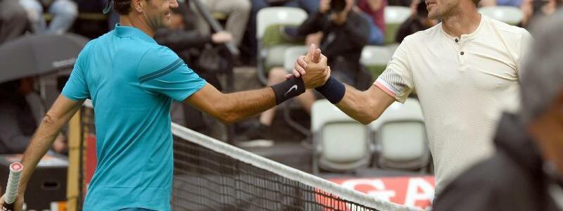 Federer und Zverev - Foto: Marijan Murat
