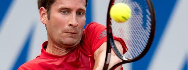 Tennisspieler Mayer - Foto: Sven Hoppe