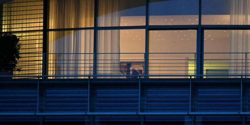 Asyl-Beratung im Kanzleramt - Foto: Paul Zinken