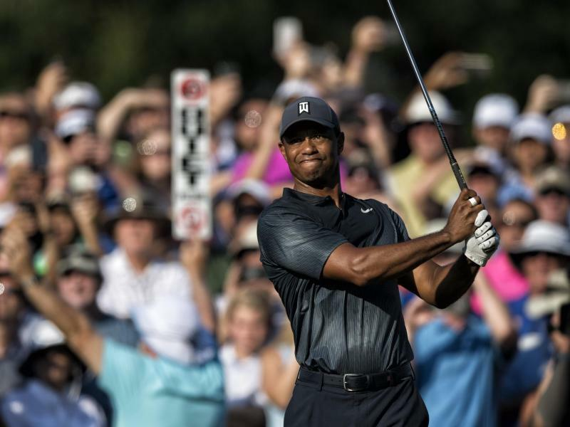 Tiger Woods - Foto: Frakes-Heald/ZUMA Wire
