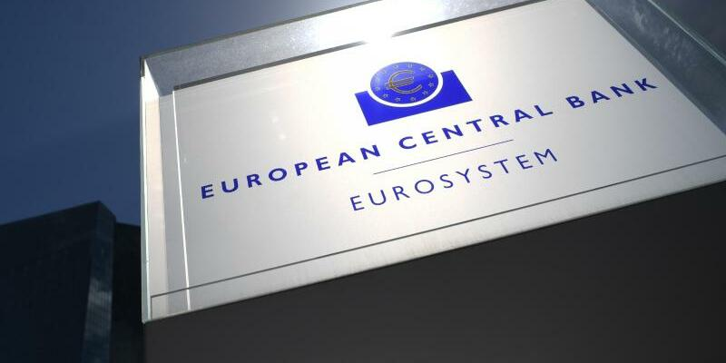 EZB in Frankfurt - Foto: Arne Dedert/Illustration