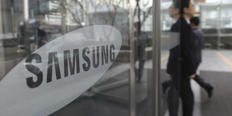 Samsung - Foto: Ahn Young-Joon/AP