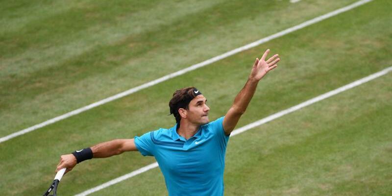 Roger Federer - Foto: Marijan Murat