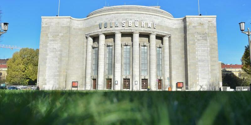Volksbühne - Foto: Britta Pedersen