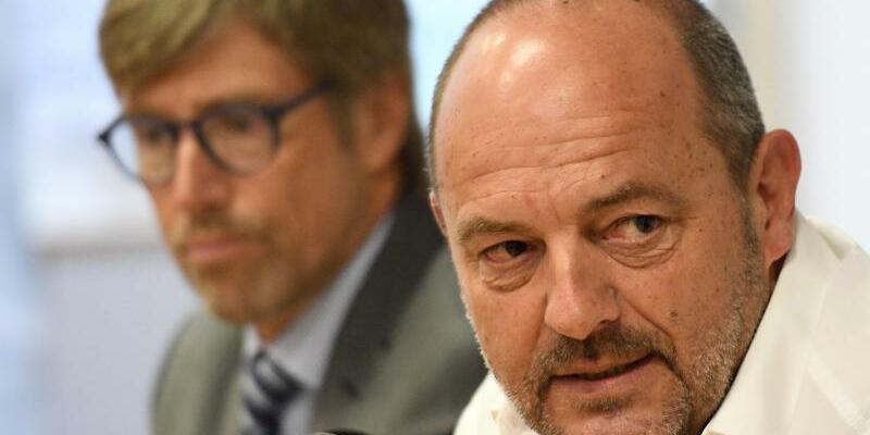 Pressekonferenz - Foto: Henning Kaiser