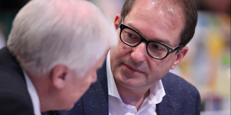 Horst Seehofer und Alexander Dobrindt - Foto: über dts Nachrichtenagentur