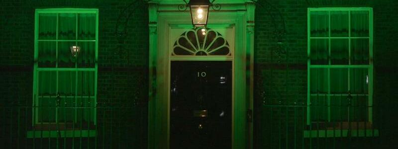 Downing Street 10 - Foto: Edward Lawrence/PA Wire