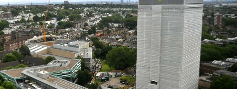 Gedenken an Brand im Grenfell Tower - Foto: Victoria Jones/PA Wire
