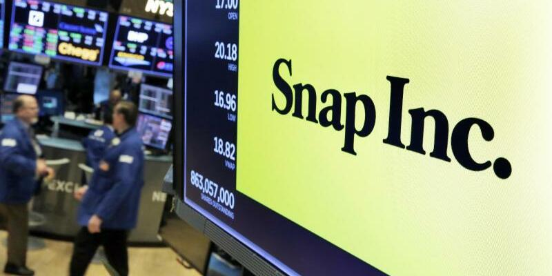 US-Börse - Snap - Foto: Richard Drew
