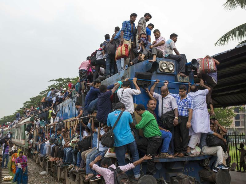 Inschallah - Foto: Zakir Hossain Chowdhury/ZUMA Wire