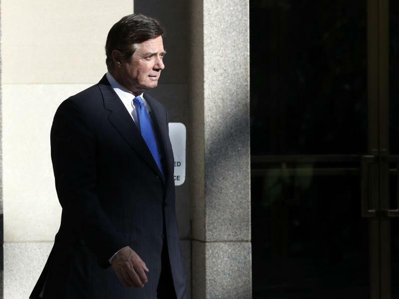 Paul Manafort - Foto: Alex Brandon/AP