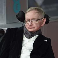Stephen Hawking - Foto: Facundo Arrizabalaga/EPA