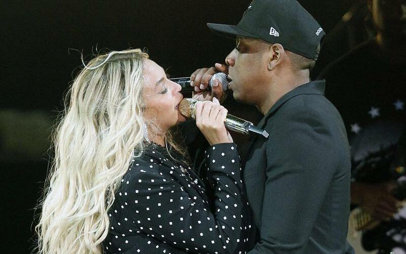 Beyoncé und Jay-Z - Foto: David Maxwell