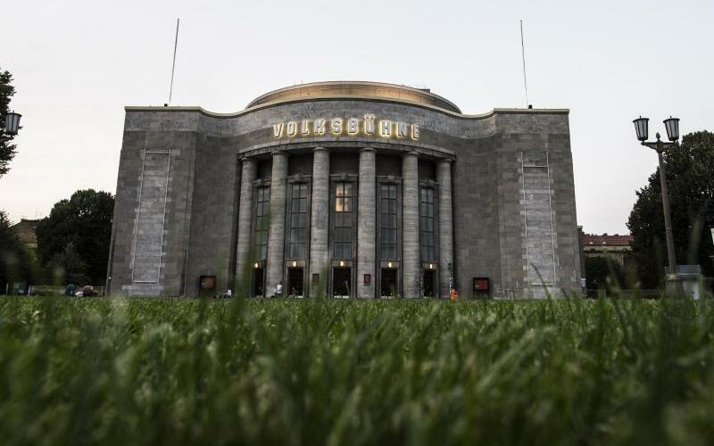 Berliner Volksbühne - Foto: Paul Zinken