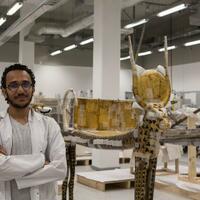 Das Große Ägyptische Museum - Foto: Gehad Hamdy