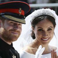 Prinz Harry und Herzogin Meghan - Foto: Aaron Chown