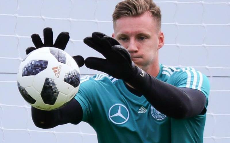 Wechsel - Foto: Torwart Bernd Leno wechselt zum FC Arsenal. Foto:Christian Charisius