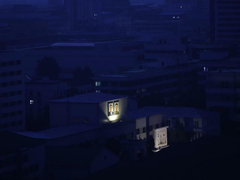 Lichtgestalten - Foto: Dita Alangkara/AP