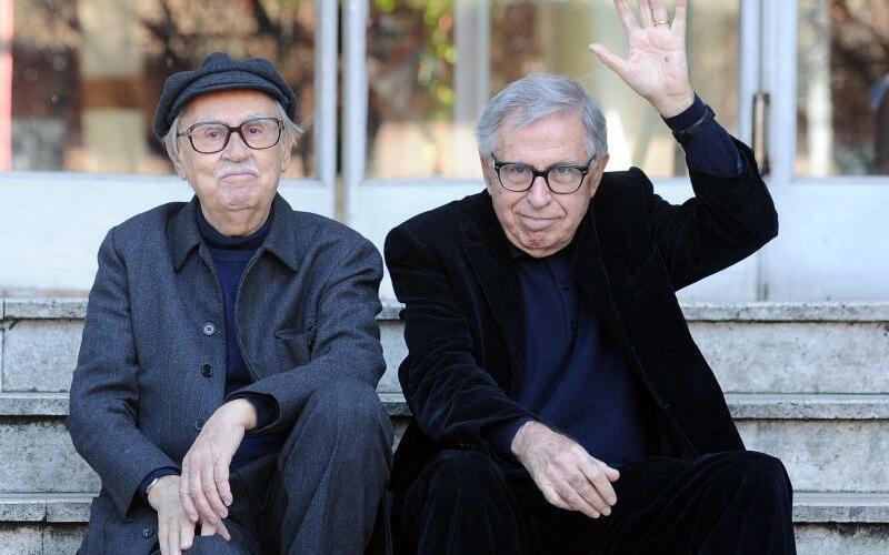 Vittorio und Paolo Taviani - Foto: Ettore Ferrari