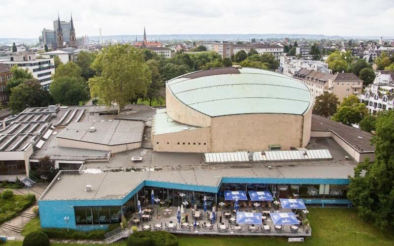 Beethovenhalle - Foto: Volker Lannert