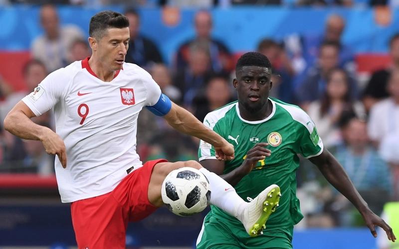 Polen-Senegal 19.06.2018 - Foto: Michael Kienzler/Pressefoto Ulmer, über dts Nachrichtenagentur