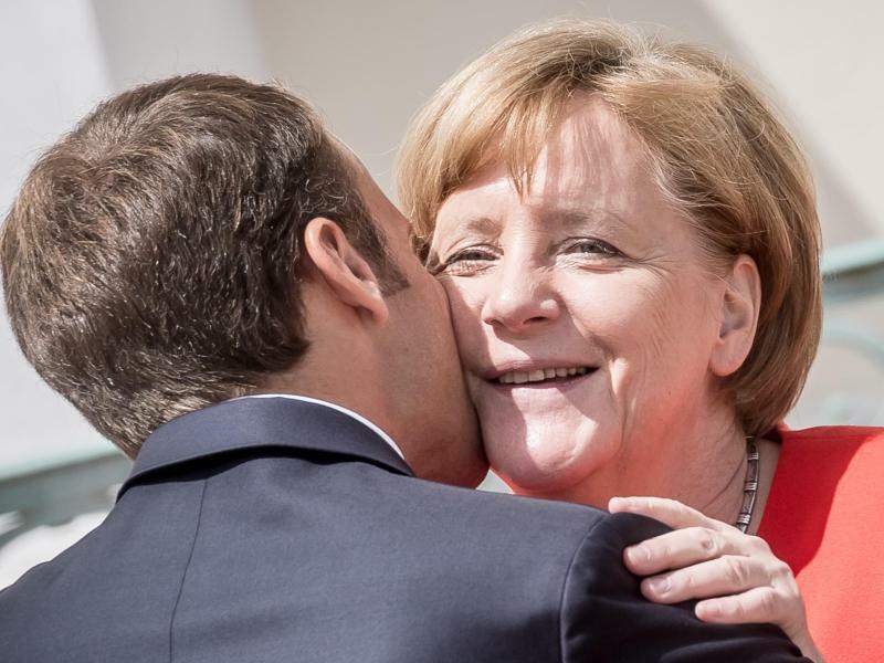 Deutsch-französischer Ministerrat - Foto: Michael Kappeler