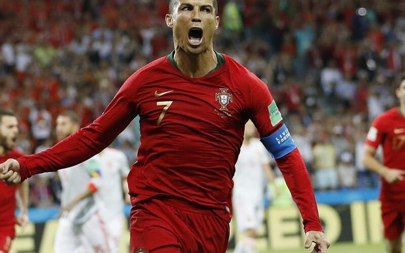 Cristiano Ronaldo - Foto: Francisco Seco/AP