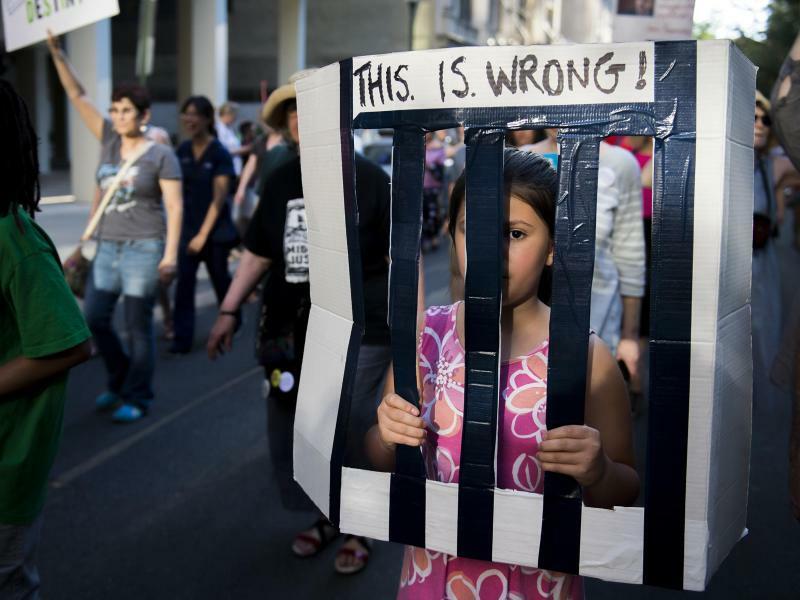 Gegen die Trennung - Foto: Joe La